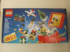 "NEW Lego #40222 Holiday 2016 ""24 in 1"" 250 Pieces Building Toy Set"