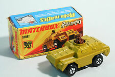 1974 Matchbox Rola.Matics - No MB 28 / 2 Stoat - Lesney Prod. OVP