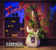 SAVATAGE - STREETS.NARRATED VERSION / THE VIDEO COLLECTION  CD + DVD NEW+
