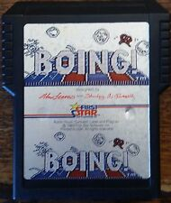 BOING! BOING XONOX STYLE VERY RARE 8 ATARI 2600 OR 7800 TESTED AND WORKING NICE!