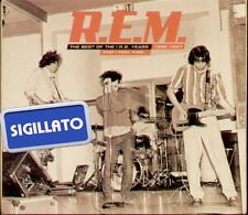 "R.E.M. "" THE BEST OF THE I.R.S. YEARS "" 2 CD SIGILLATO DIGIPACK LIMITED EDITION"
