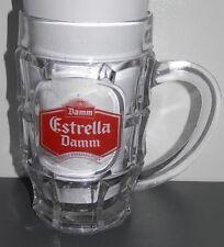 JARRA DE LA  CERVEZA ESTRELLA DAMM 12CM