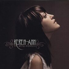 Not Going Anywhere by Keren Ann (CD, Aug-2004, Blue Note (Label))
