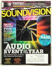 SOUND AND VISION MAGAZINE PINK FLOYD DARK SIDE OF THE MOON SPECIAL SECTION RARE!