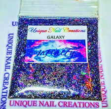 Limited Eddition Glitter Mix~*GALAXY* Comes W Alloy~ Nail Art