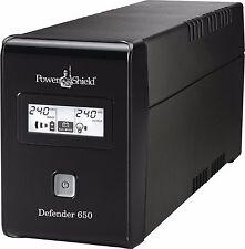 Powershield Defender PSD 650VA Uninterruptible Power Supply (UPS)