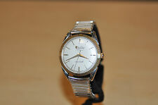 Lucien Piccard SeaShark Automatic Men's Wristwatch 14K Inlay * Pre-owned*