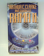 Rama II by Arthur C. Clarke and Gentry Lee (1990, Paperback)