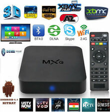 TVBOX MXQ S805 Android.TV LED LCD Box QUAD CORE,INTERNET,CONNESSIONE WIFI 1080p