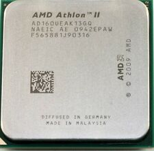 AMD Sargas CPU Athlon II 160u  TDP 20W Socket AM2 /AM3 AD160UEAK13GQ