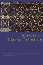 Introduction to Asian Civilizations: Sources of Tibetan Tradition (2013,...