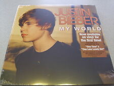 Justin Bieber - My World - LP Vinyl // Neu & OVP // incl. MP3 Download