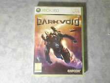 DARK VOID - SHOOTER  - MICROSOFT XBOX 360 - PAL ITALIANO - COMPLETO - COME NUOVO