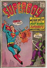 DC Comics Superboy #135 January 1967 Lex Luthor G
