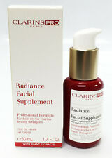 Clarins PRO Radiance Facial Supplement Professional Salon Size 1.7oz./50ml.