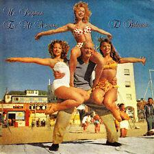 """7"""" promo UN PINGÜINO EN MI ASCENSOR el balneario SPAIN cheescake 1988 DRO"""
