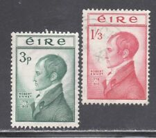 IRELAND STAMPS #149-150  --  EMMET SET -- 1953 -- USED