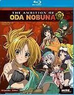 AMBITION OF ODA NOBUNA - BLU RAY - Region A - Sealed