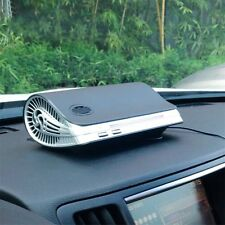 Classic Black Car Air Purifier Cleaner Ionic UV HEPA Ionizer Fresh Ozone OE