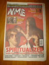 NME 1992 JUL 18 SPRINGSTEEN MEGADETH SPIRITUALIZED