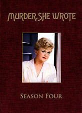 Murder She Wrote - The Complete Fourth Season (DVD, 2014, 5-Disc Set)