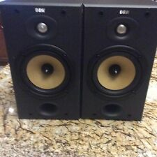 B&W DM 601 S2 Main / Stereo Bookshelf Black Speakers United Kingdom