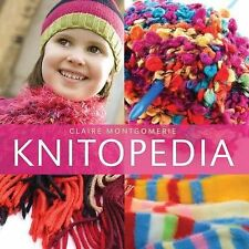 Knitopedia,Claire Montgomerie,Excellent Book mon0000090965