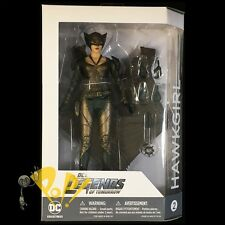 "CW Legends of Tomorrow HAWKGIRL 6.75"" Action Figure DC Comics FREE SHIPPING!"
