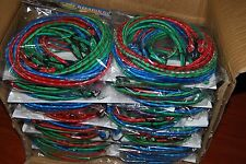 """Lot of 192 ct  BUNGEE STRETCH CORD Tie Down Bungie Strap Rope 36"""" Free Shipping"""