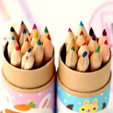 12 Colori in Legno Disegno Graffiti Matite per Bambini Studenti disegno migliori