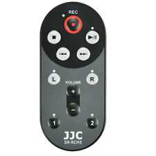JJC SR-RCH5 Recorder Wired Remote for Zoom H5 Handy Playback Record RCH-5 RCH5