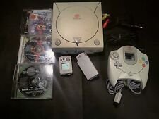 Sega Dreamcast DEMO KIOSK  Console INCLUDING Sword of the berserk & 2 other game
