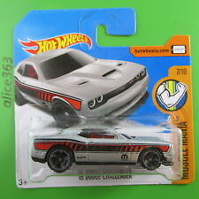 HOT WHEELS 2017  -  ´15 Dodge Challenger -  Muscle Mania  -  48  - neu in OVP