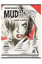 Mudhoney Poster 01 A2 Box Canvas Print