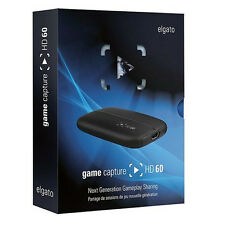 Elgato Game Capture HD60 PVR - Game Recorder For Xbox360 & PS3 XB1 Up 60FPS
