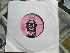 Spooky Tooth ‎– Son Of Your Father Island Records WIP -6060 UK 7 inch Vinyl 45