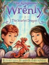 The Kingdom of Wrenly: The Scarlet Dragon 2 by Jordan Quinn (2014, Paperback)