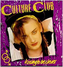 LP 5241 CULTURE CLUB KISSING TO BE CLEVER