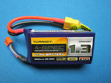 TURNIGY NANO-TECH 1300MAH 3S 11.1V 60-90C A-SPEC LIPO BATTERY FPV 250 RACE DRONE