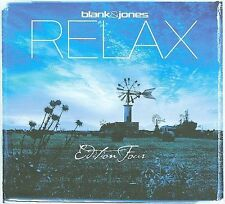 Relax: Edition Four by Blank & Jones (CD, Oct-2009, 2 Discs, AFM (USA))