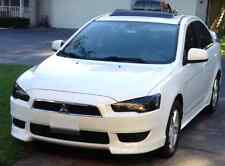 08-16 Lancer smoked tinted precut headlight covers vinyl EVO $5 REFUND AVAILABLE