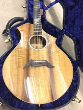 Breedlove CM Custom Limited Ed. Calendar VII Acoustic Guitar no. 2 of 15 N-Mint