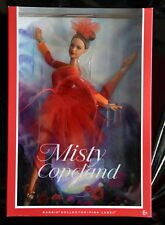 "Barbie Collector Doll Misty Copeland 2016 AA"" NRFB !"