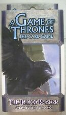 A Game of Thrones The Card Game The Isle of Ravens Chapter Pack NEW Sealed