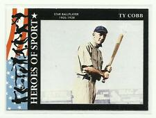 TOPPS HERITAGE 2009 TC HS #23 {Heroes of Sport} Ty Cobb NEW
