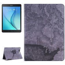 Tasche Samsung Galaxy Tab A 9.7 Zoll SM-T550 SM-T555 Hülle Tablet Leder Optik