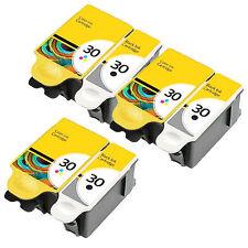 6 pk Ink Cartridges for Kodak Hero 2/4.2 & ESP C315 C110 2150 Printer