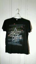 A SKYLIT DRIVE BAND TEE BLACK SHORT SLEEVE GRAPHIC MEDIUM