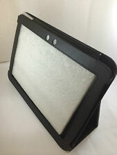 "FUNDA CARCASA DE LIBRO PARA TABLET GOOGLE NEXUS 10 10.1 "" COLOR NEGRO"