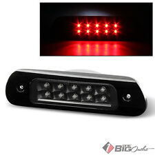 For 99-04 Grand Cherokee Black Housing Full LED 3rd Brake Light Third Rear Lamp